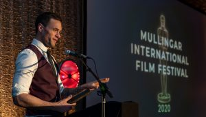 Cheers, tears and riotous applause as dreams come true at the inaugural  Mullingar International Film Festival